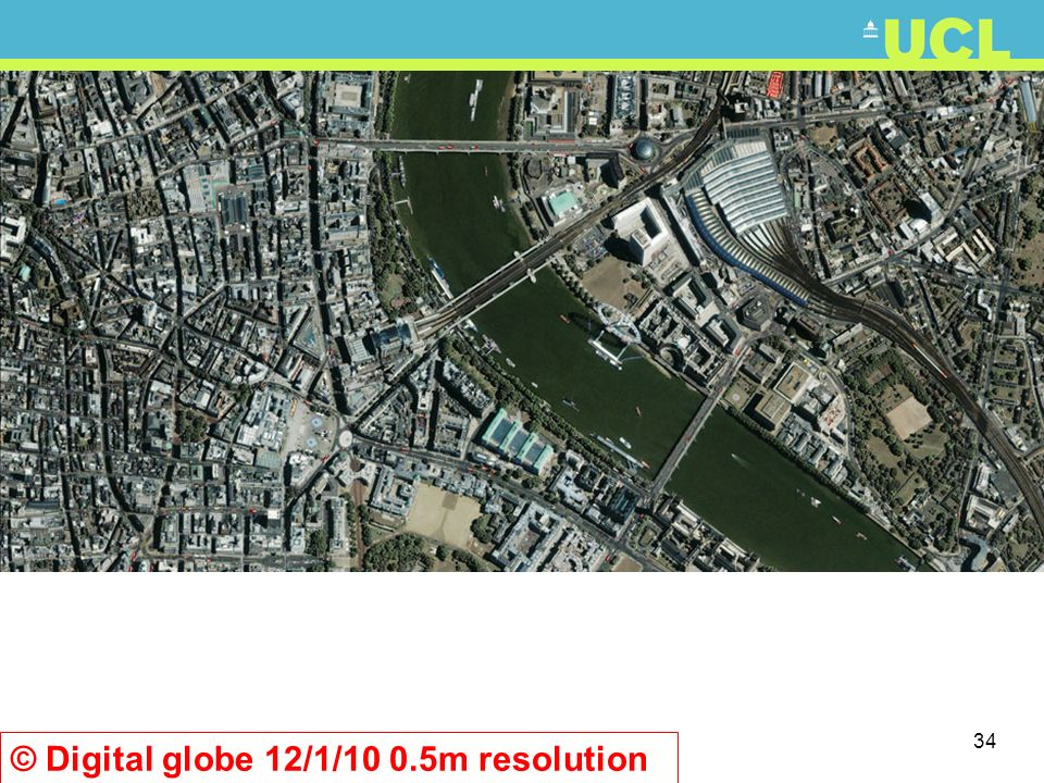 © Digital globe 12/1/10 0.5m resolution