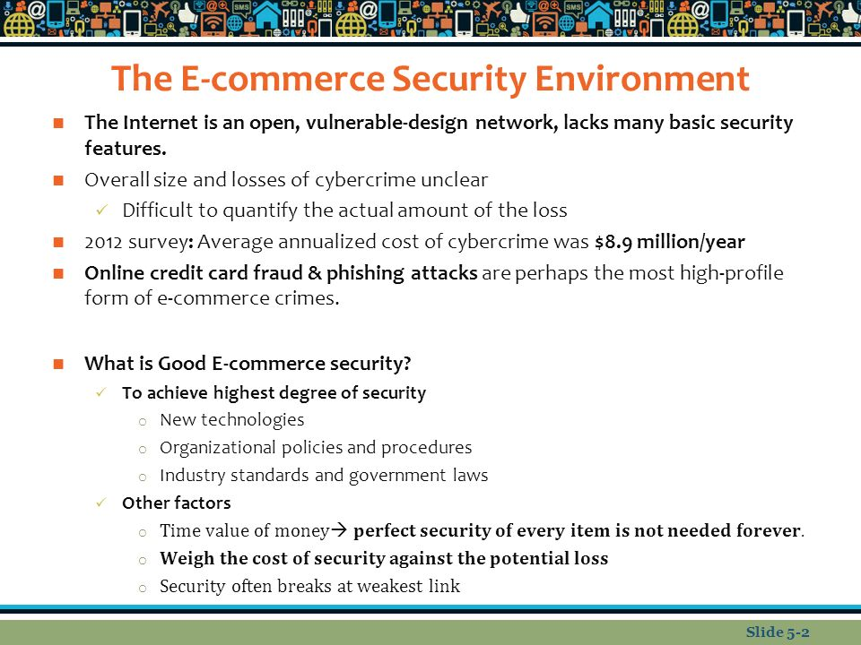 MGT 3225: E-Business Lecture 5: E-commerce Security And Payment Systems Md. Mahbubul Alam, PhD