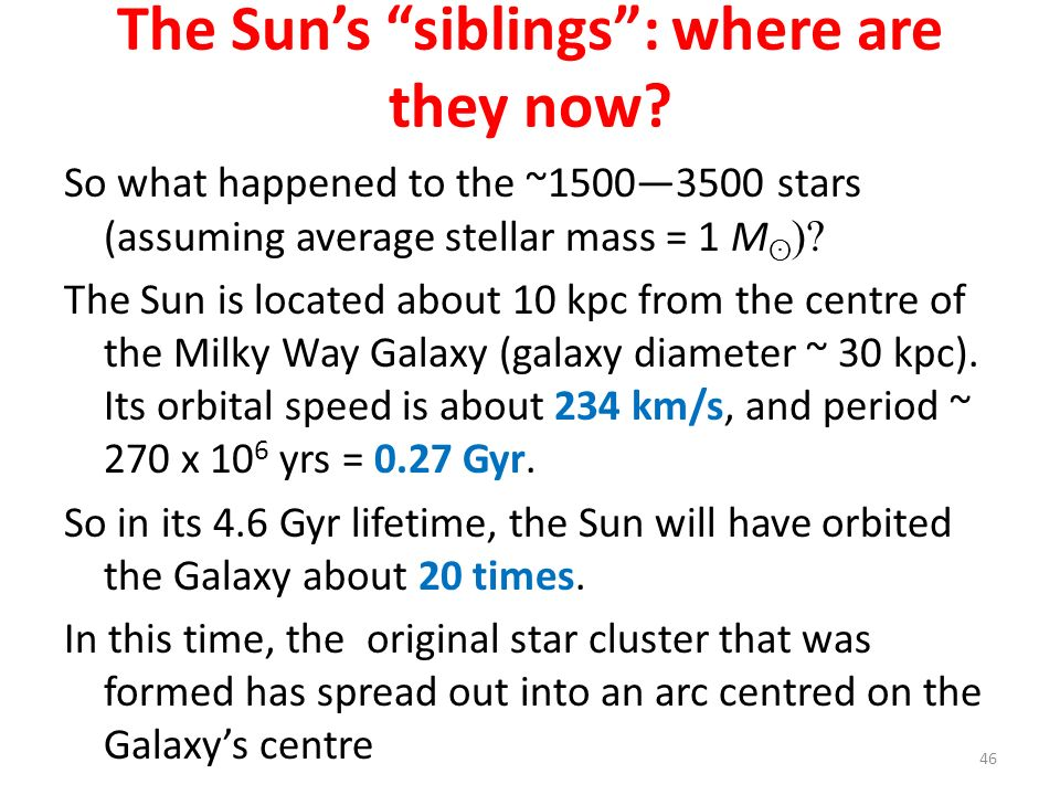The Sun's siblings : where are they now