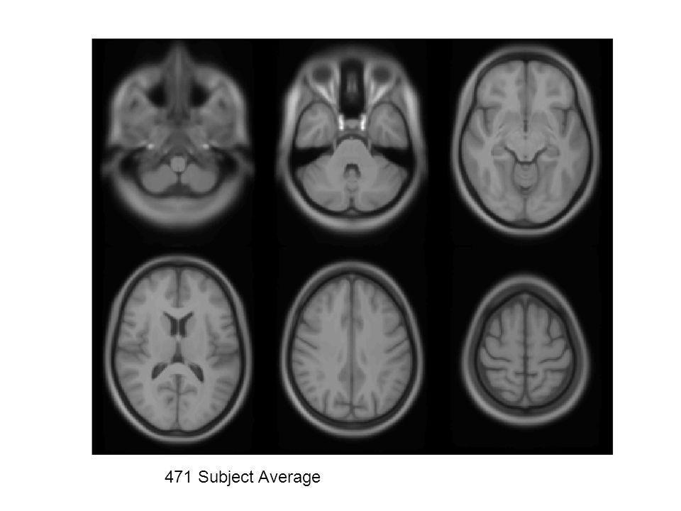471 Subject Average
