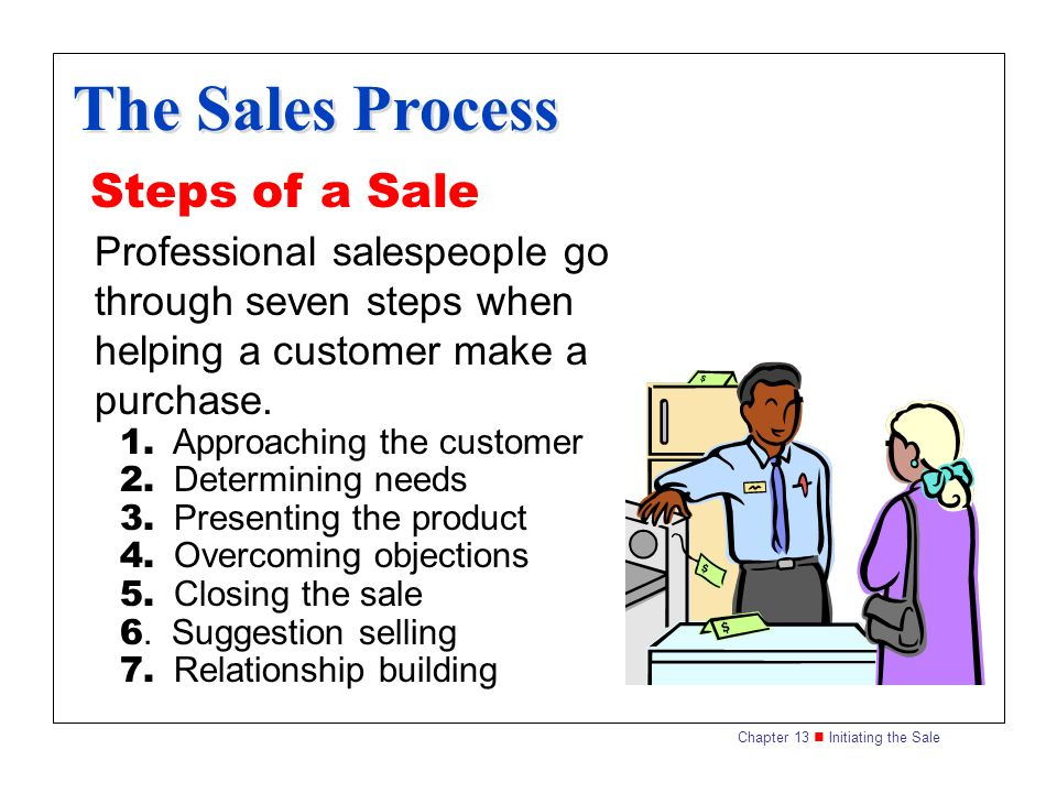 sales process In simple terms, a sales process is a systematic approach involving a series of steps that enables a sales force to close more deals.