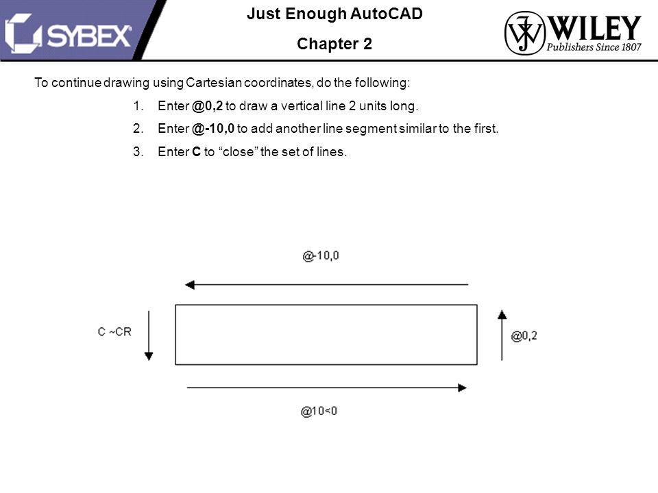 Drawing Lines In Autocad Using Coordinates : Understanding the drafting tools ppt download