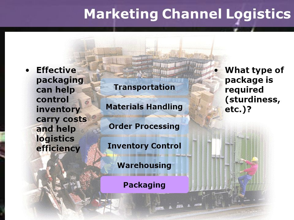 marketing channels and logistics The statistic presents information on the perceived level of roi generated by selected marketing channels according to marketers worldwide as of june 2017 it was.