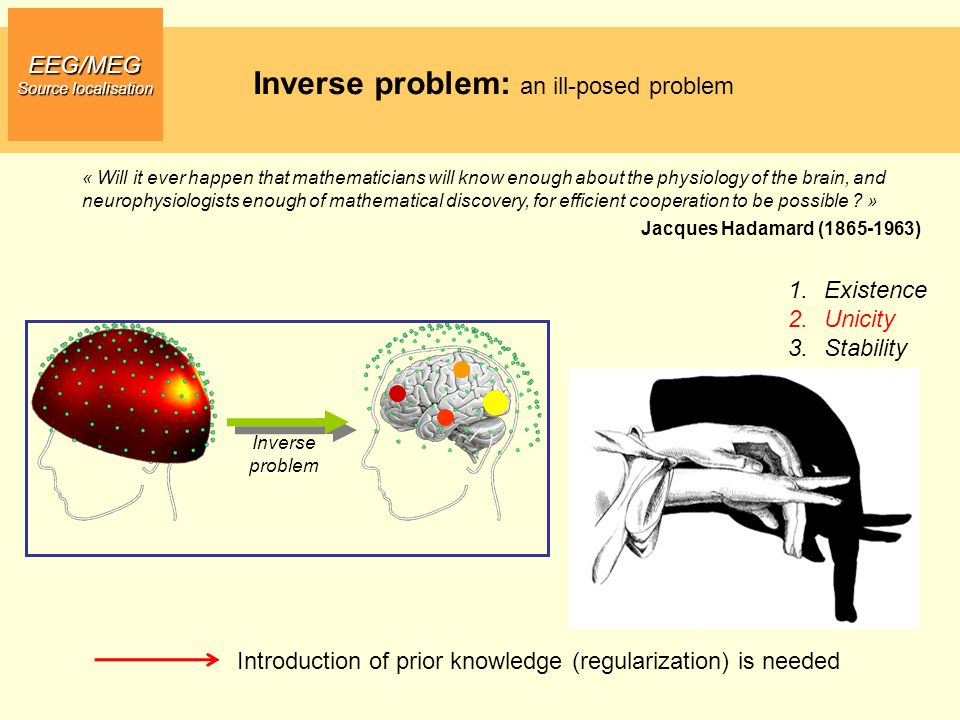 Inverse problem: an ill-posed problem