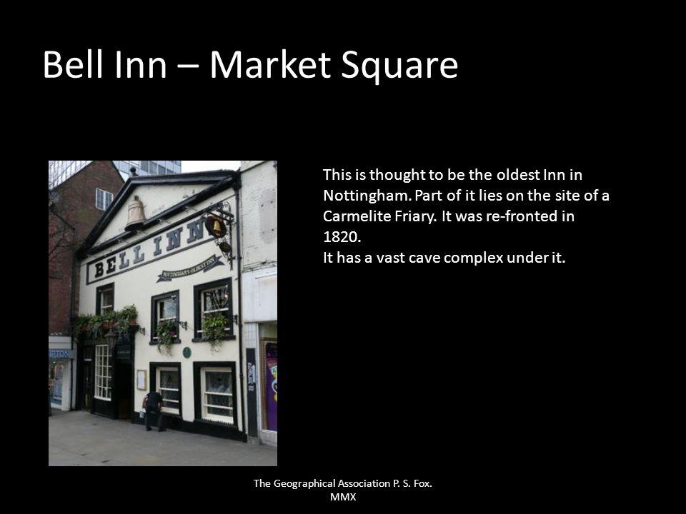 Bell Inn – Market Square