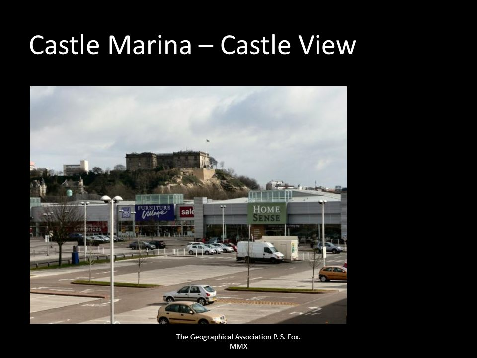 Castle Marina – Castle View