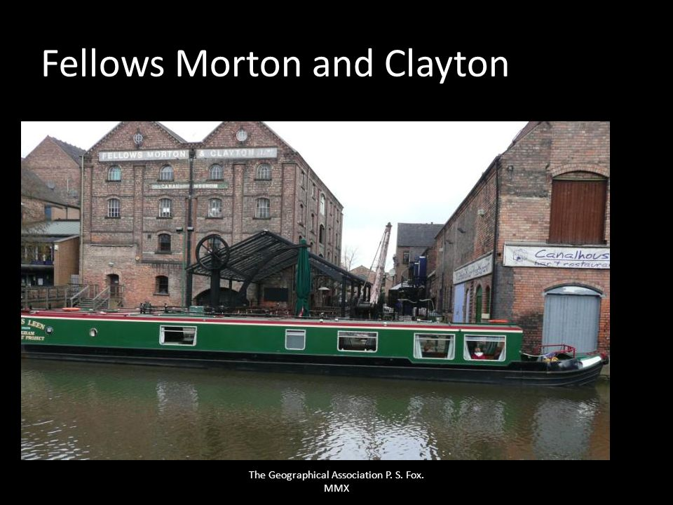 Fellows Morton and Clayton