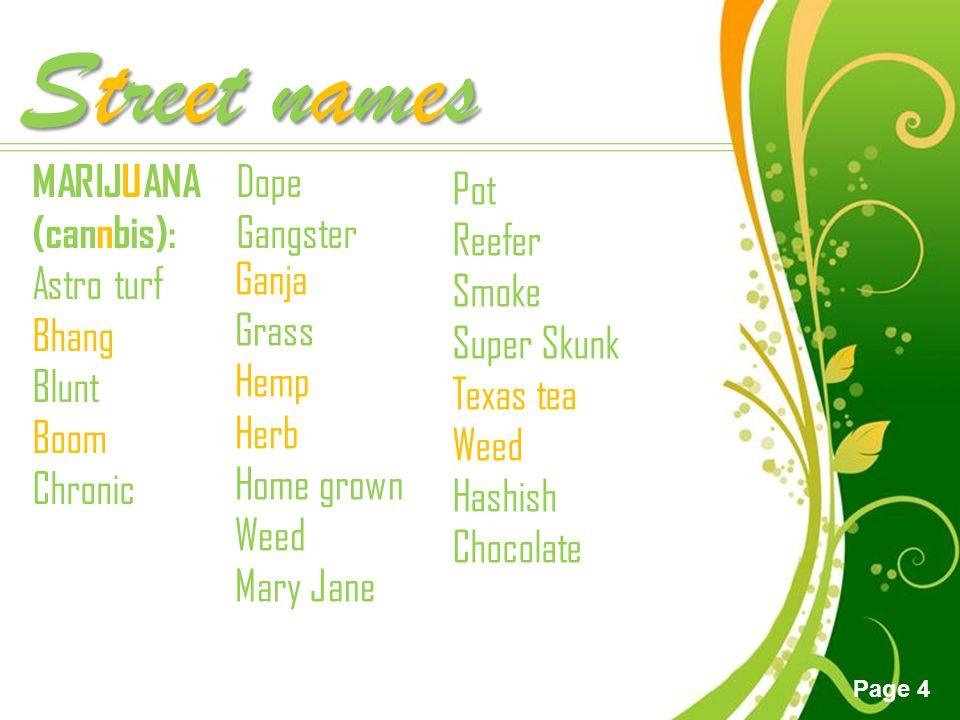 Cannabis Addiction & Abuse By- Kuldeep Mishra The Drug - ppt download