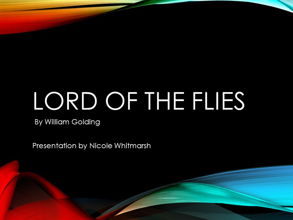 lord of the flies william golding pdf download