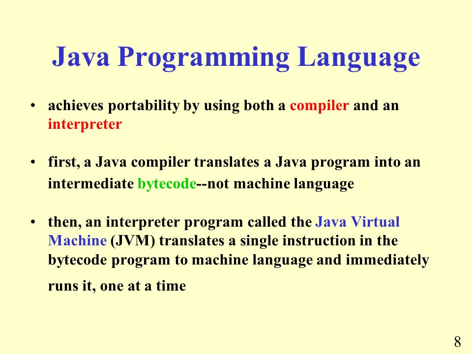 Introduction to C++ Programming Language - ppt video online download