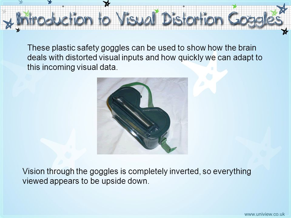 Introduction to Goggles