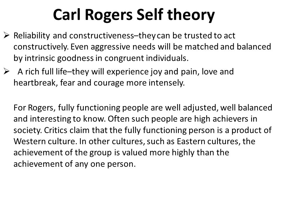 carl rogers personality theory pdf