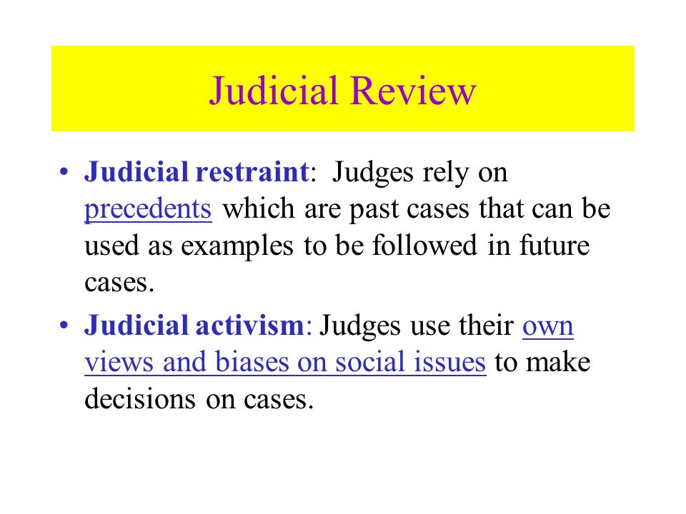 Judicial Review Homework Academic Service