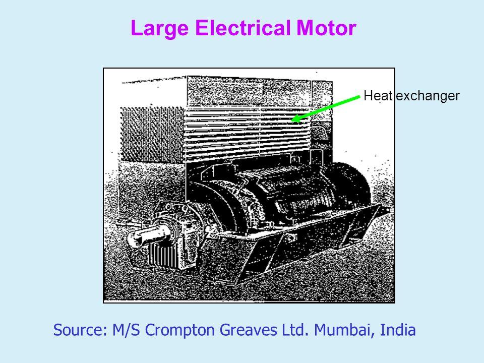 Large Electrical Motor