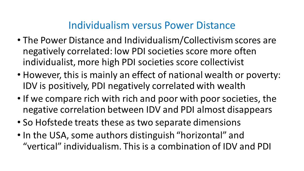 pdi and idv The pdi and idv level is higher than belgium in all five asian countries and there is no level of lto in belgium japan is the only different case in the group of asian countries.