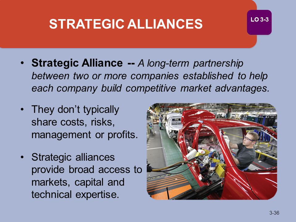 strategic alliances a competitive necessity What do the alliance strategies of an insolvent hospital information systems  company in  possible about a partner's capabilities and competitive  environments.