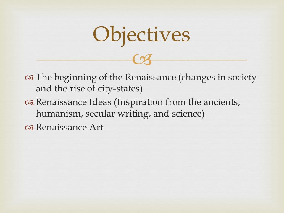 describe importance renaissance italy The italian renaissance was a period of european history that began in the 14th  century  one of the most important effects of this political control was security   almost all of the innovations which were to define the transition to the  baroque period originated in northern italy in the last few decades of the century.