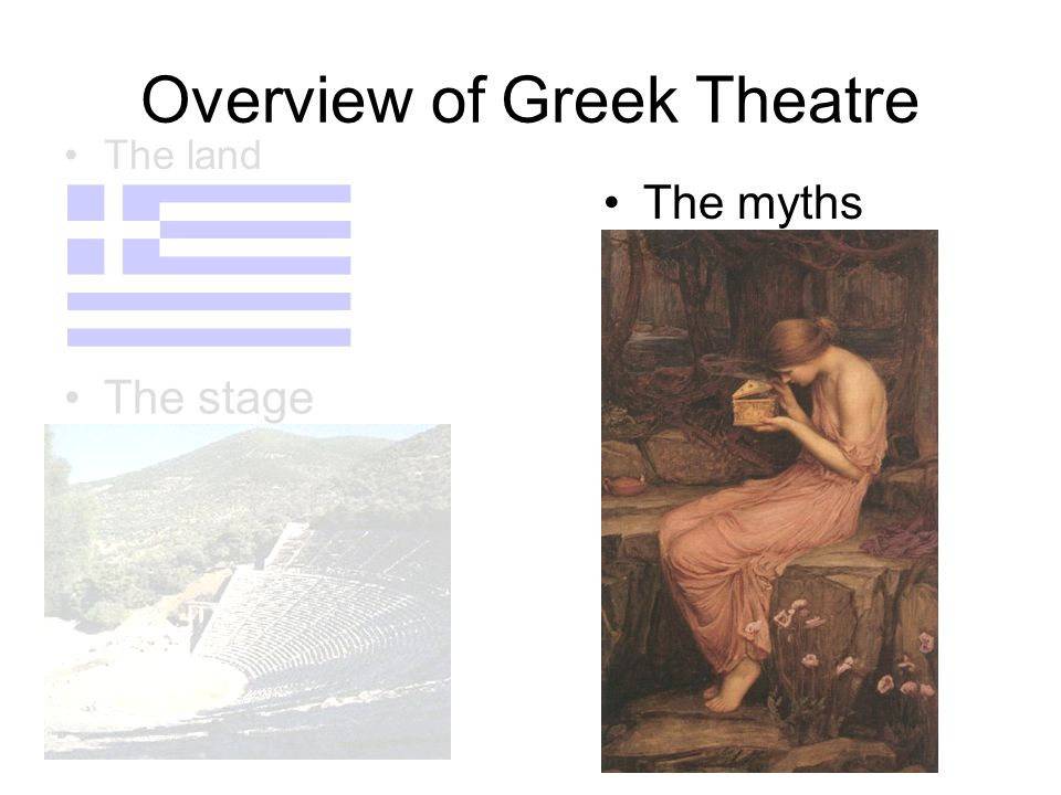 an overview of the role of chorus in ancient greek theatre Masks in theatre project overview students will explore the tradition of using masks in ancient greek theatre  • greek chorus.