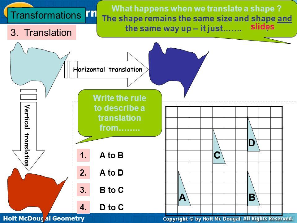 how to write a translation rule