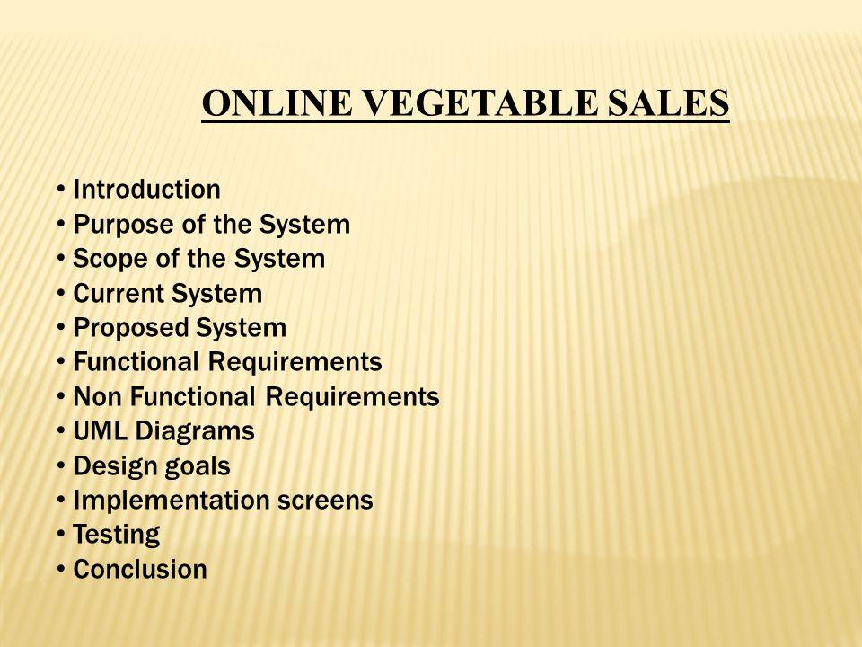 Functional Requirements Non Functional Requirements UML Diagrams