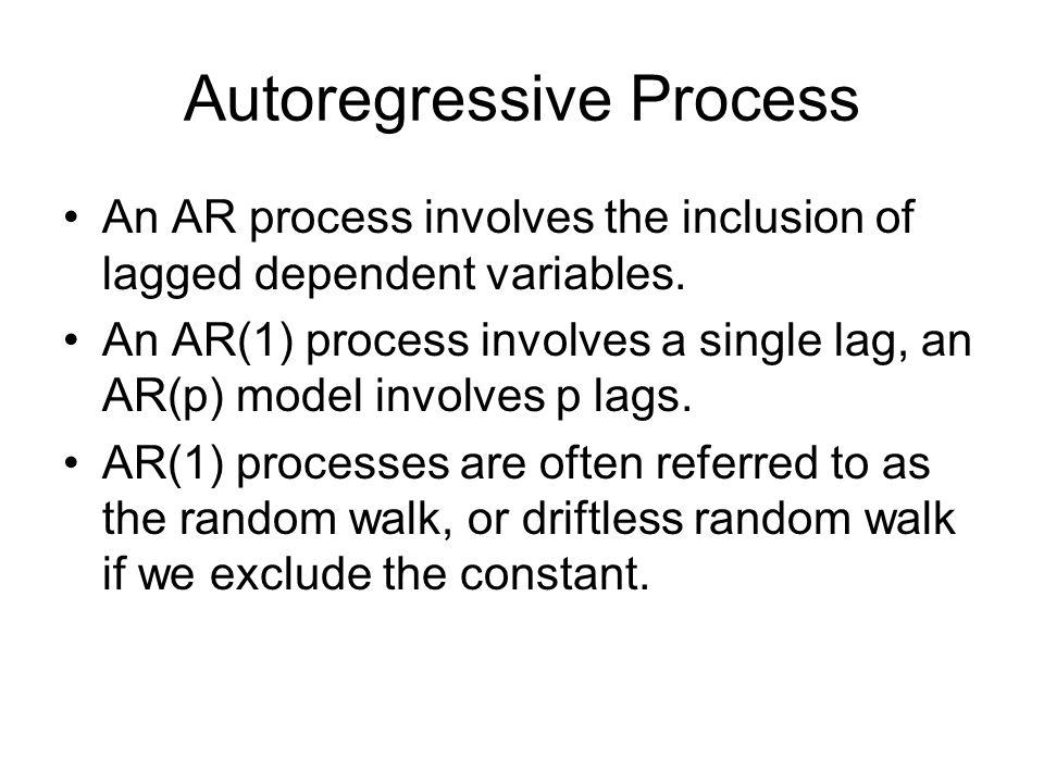 Autoregressive Process