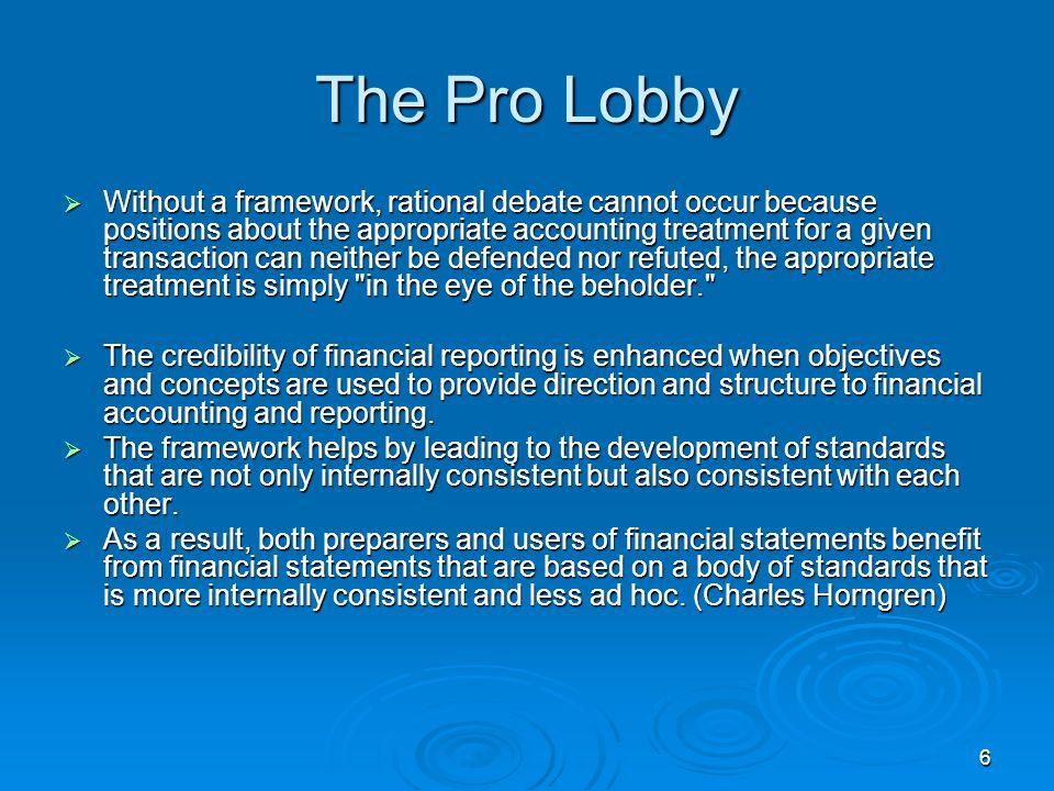 The Pro Lobby