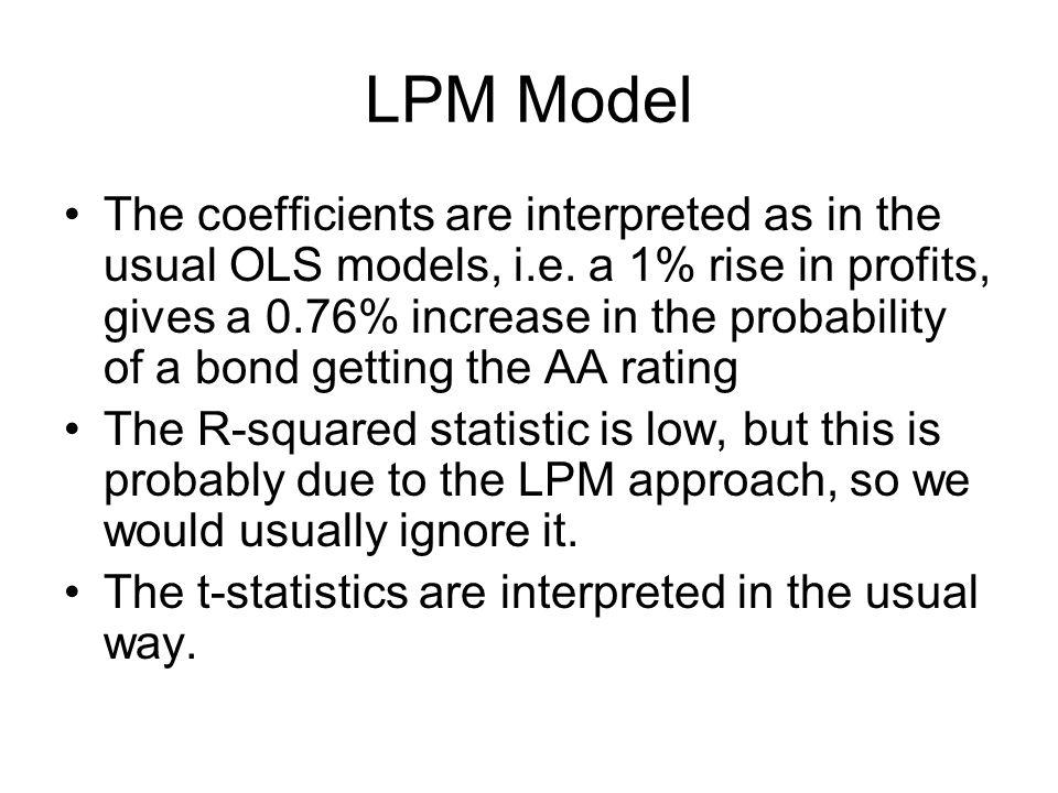 LPM Model