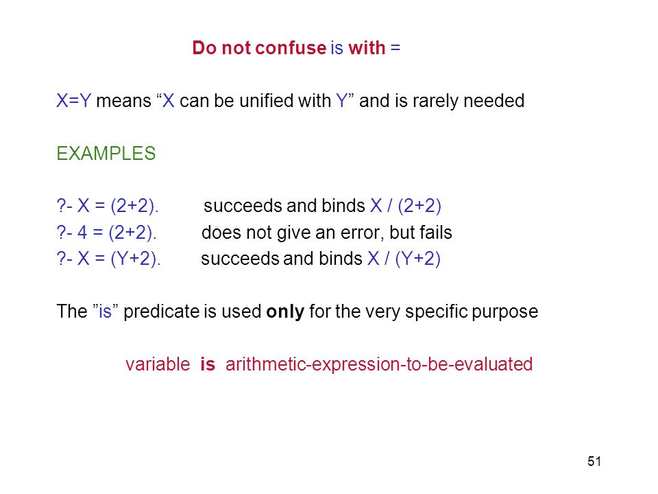 variable is arithmetic-expression-to-be-evaluated