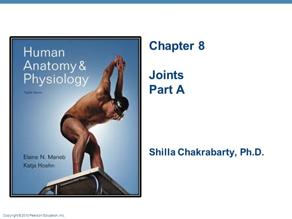 Chapter 8 Joints Part A Shilla Chakrabarty, Ph.D. - ppt video online ...