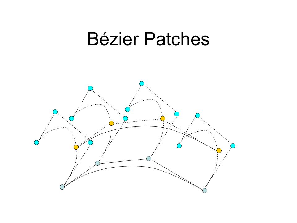 Bézier Patches