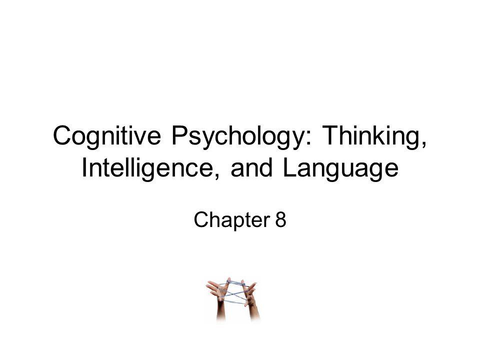 thinking language and intelligence essay