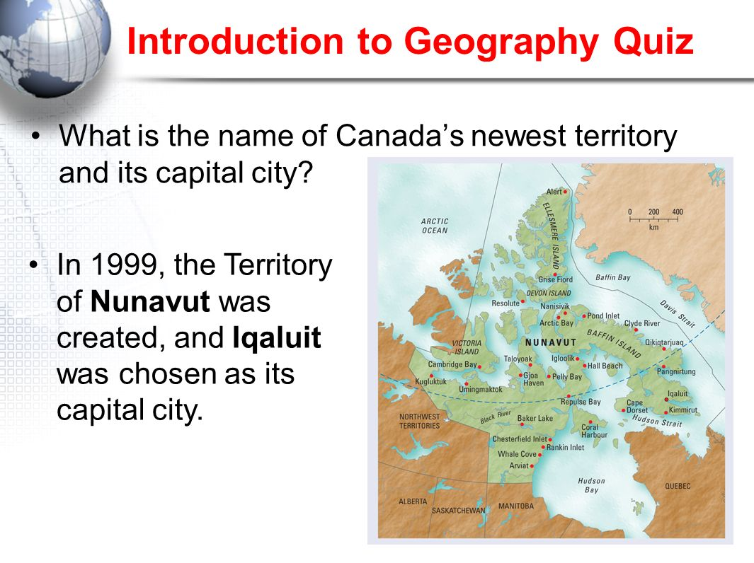 an introduction to the culture and geography of canada Introduction to physical geography(paper) by robert n wallen, robert wallen and a great selection of similar used, new and collectible books available now at.
