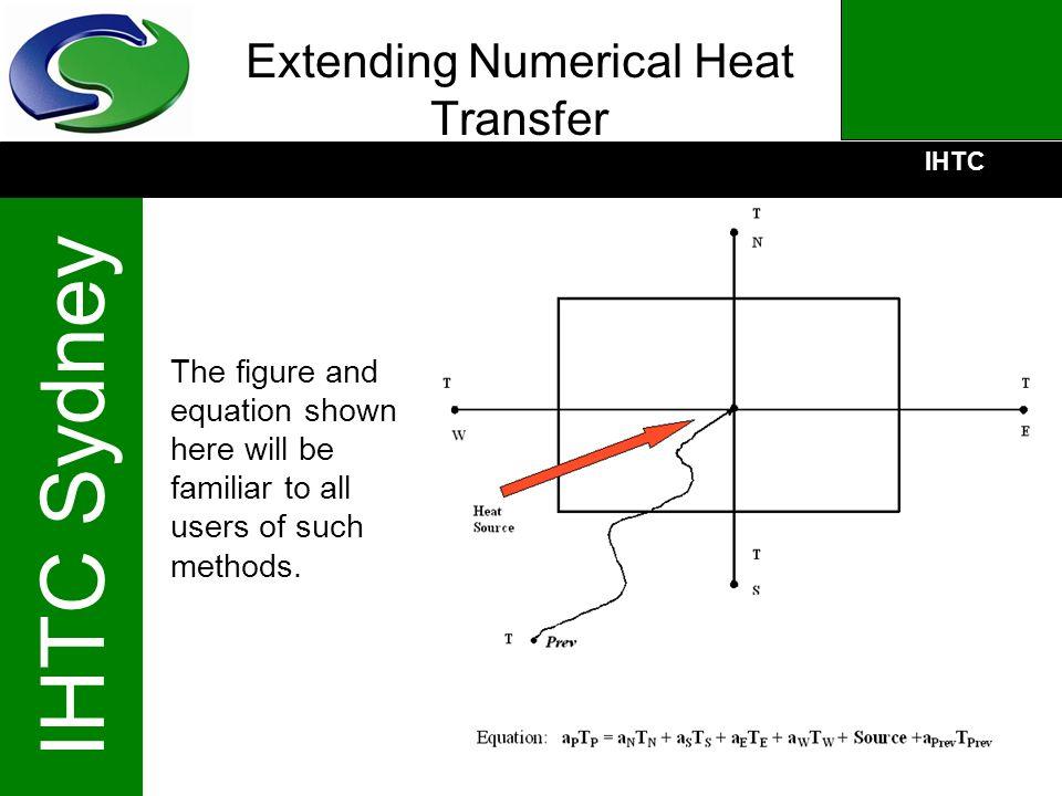 Extending Numerical Heat Transfer