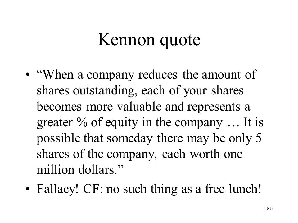 Kennon quote
