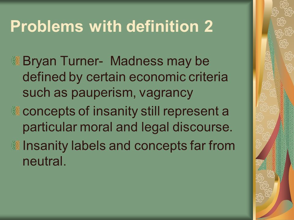 Problems with definition 2