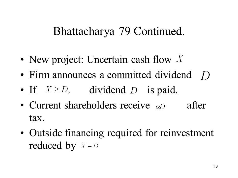 Bhattacharya 79 Continued.