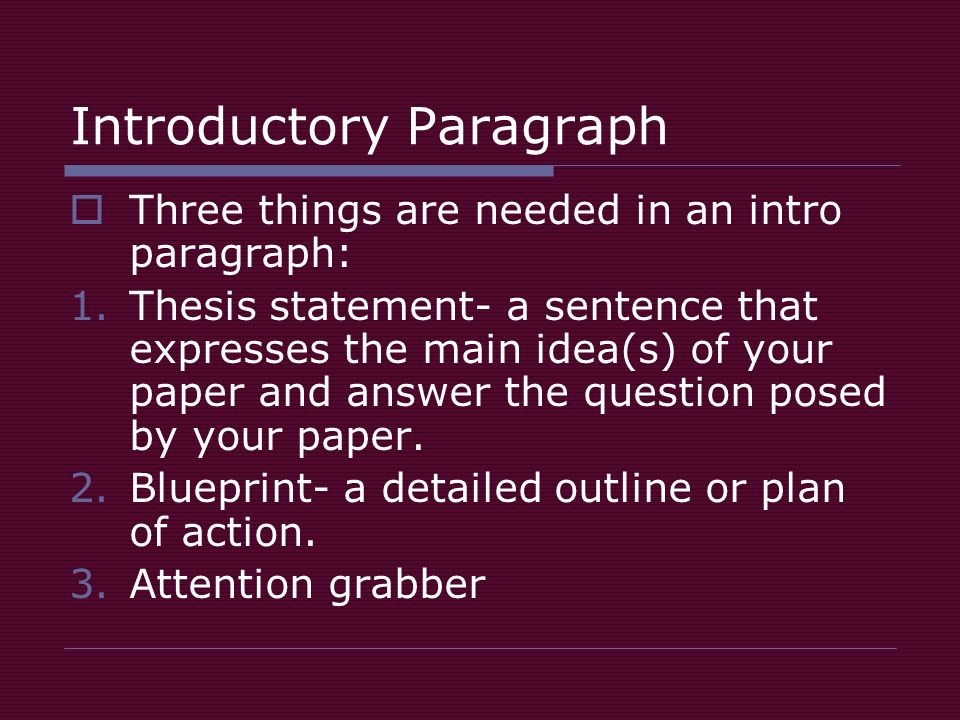 intro and thesis statement Thesis introduction allows the readers to get the general idea of what your thesis is about thesis introduction acquaints the readers  thesis introduction writing.