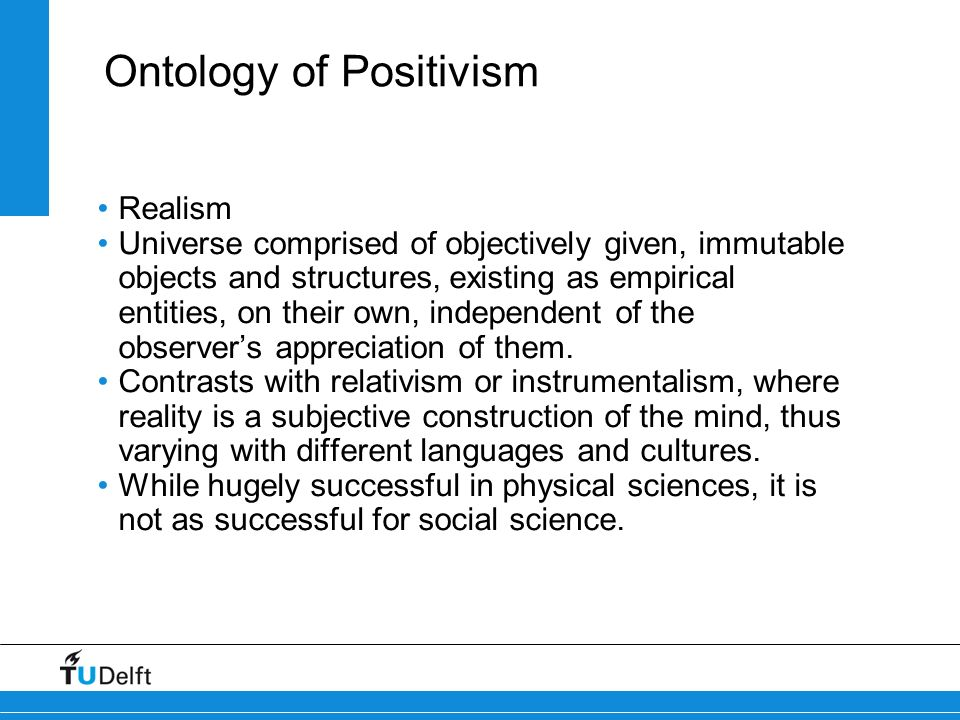 Difference Between Positivism And Interpretivism Pdf Editor