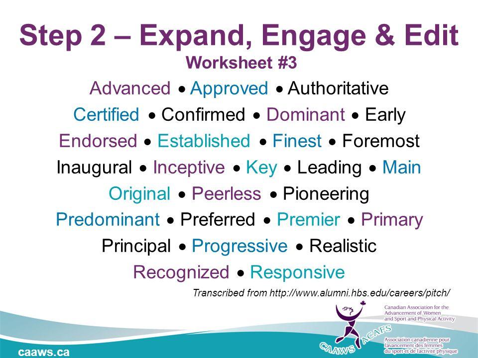 Participant Introductions Worksheet 1 ppt video online download – Step 2 Worksheet