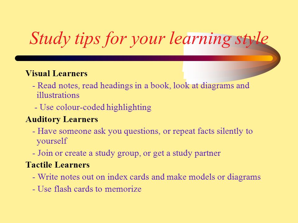 studying learning techniques Improving students' learning with effective learning techniques: promising directions studying strategies learning techniques: promising directions from.