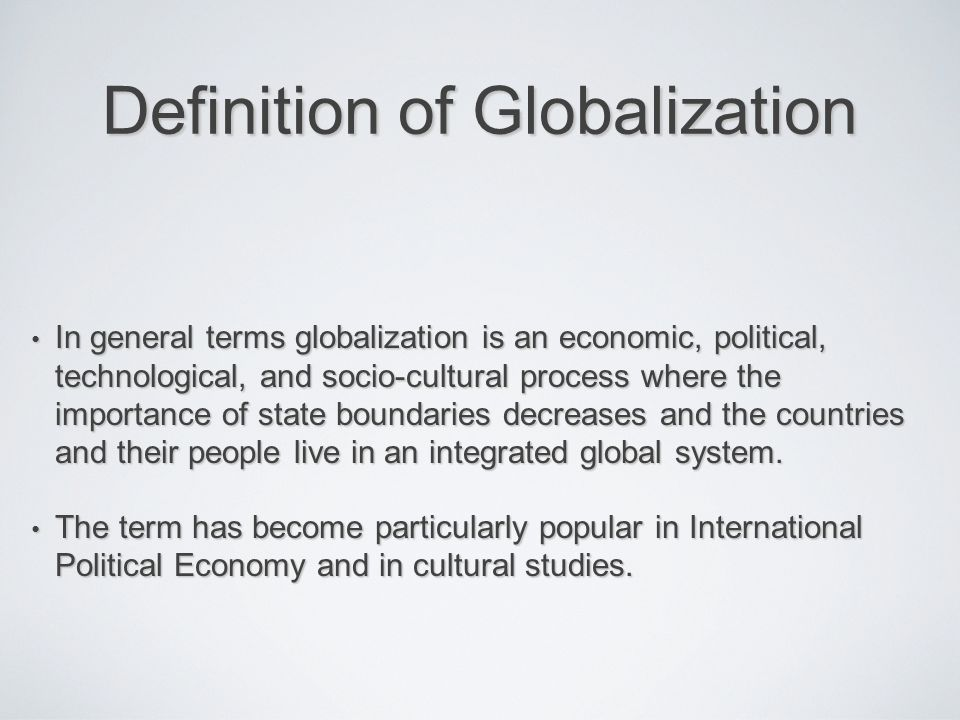 globalization a free trade phenomenon essay Catalysts for globalization including economist, politicians, and corporations promote policies encouraging free trade, free investment, deregulation, and privatization, with the promise of economic growth (thomson, 2001.