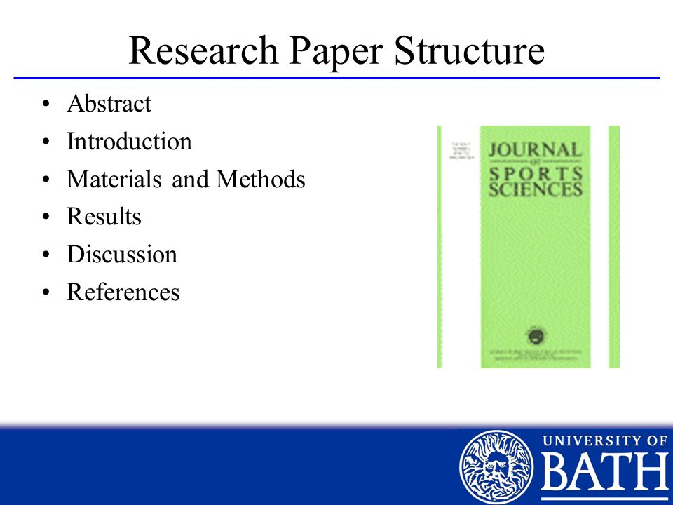 scientific research paper methods section Notice that this section was written as part of a research paper scientific names must be features of a materials and methods section than it.
