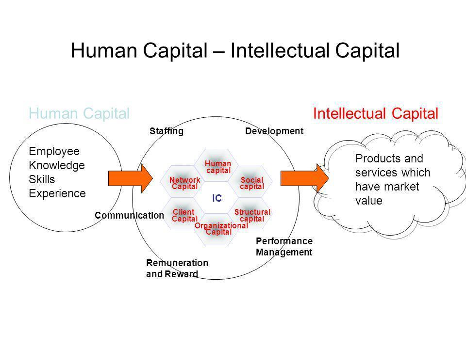 Human Capital – Intellectual Capital
