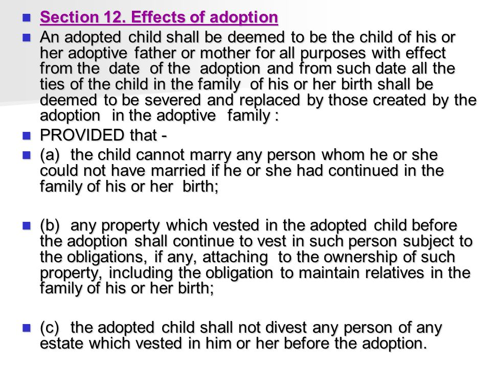 10 Positive Effects of Child Adoption   Minella Law Group