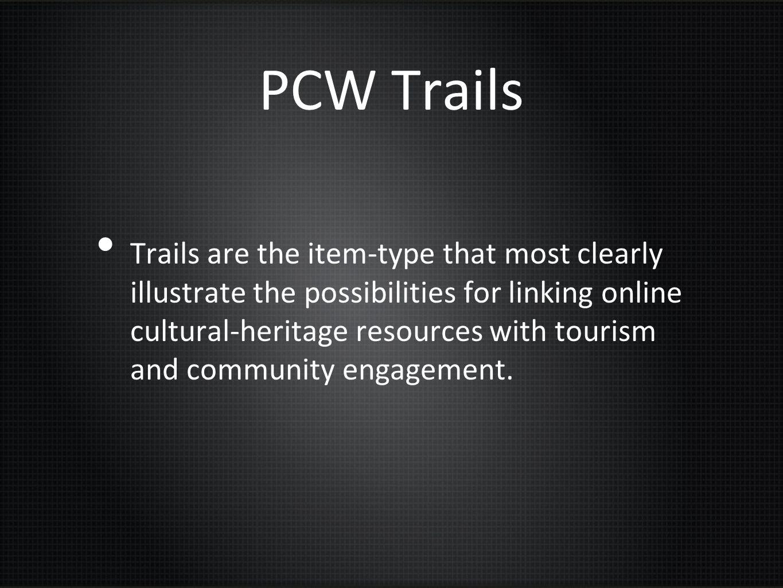 PCW Trails