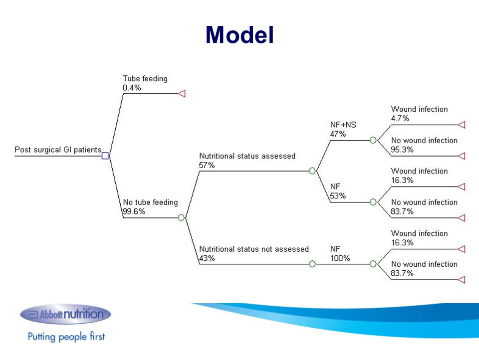 Model The model illustrated here was developed as discussed previously. As can be seen……