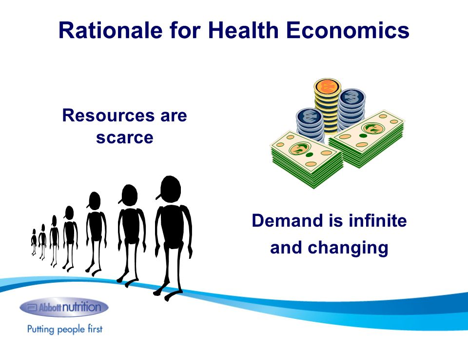 Rationale for Health Economics