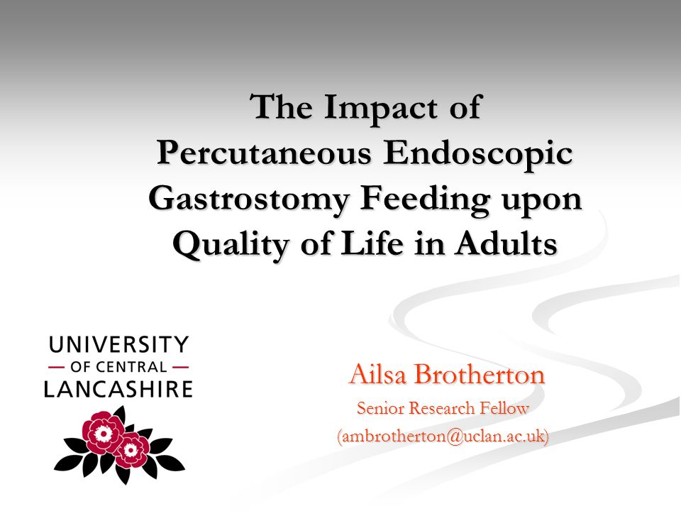 Ailsa Brotherton Senior Research Fellow (ambrotherton@uclan.ac.uk)