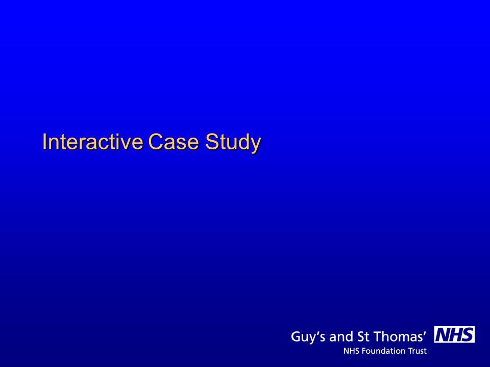 Interactive Case Study