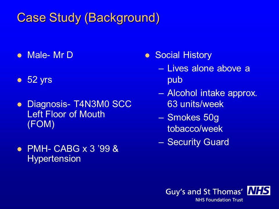 Case Study (Background)